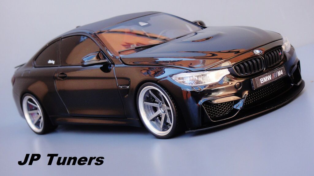118 BMW M4 Vossen Tuning JP Tuners 1/18 Tuning JP
