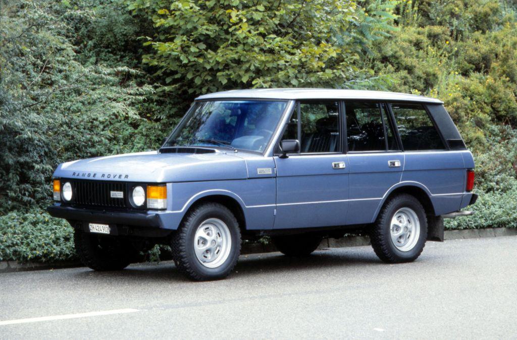 Range Rover 5-door by Fissore Worldwide \'1980–83 | carros antigos ...