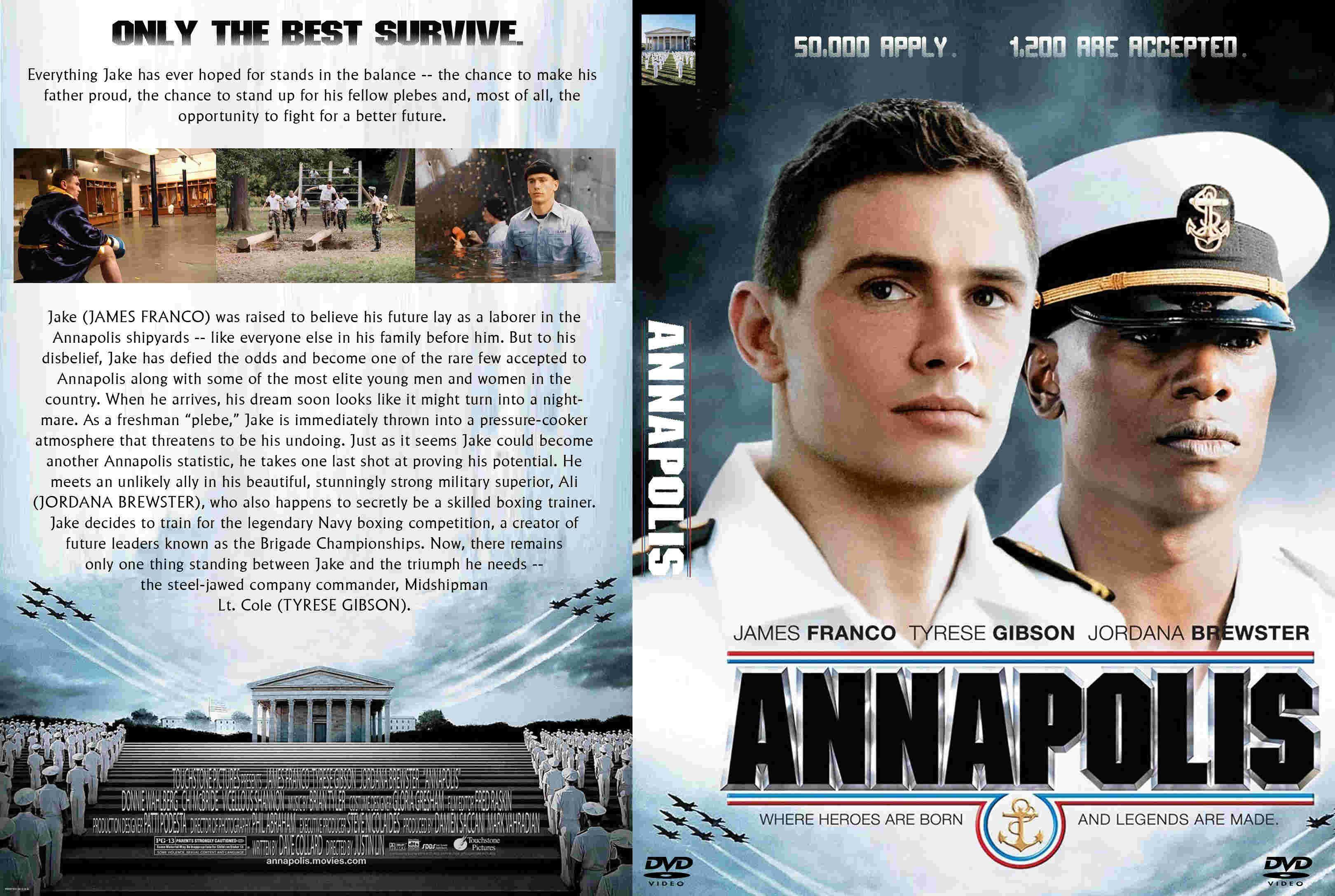 Annapolis Formato Dvd Dvd Peliculas Portadas