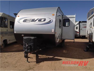 New 2016 Forest River RV EVO T2160 Travel Trailer at Nielson RV | Hurricane, UT | #EVO5832