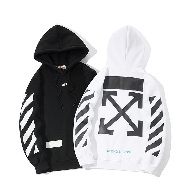 68c94c67b0fd 18 OFF-White Supreme Pullover Virgil Abloh Arrows Hoodies Sweatshirt F022   fashion  clothing  shoes  accessories  mensclothing  activewear (ebay link)