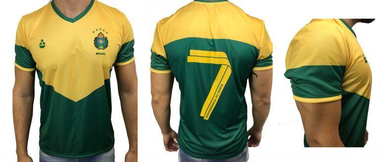 ebffdaedb6 Camisa Seleção Imperial - Von Regium