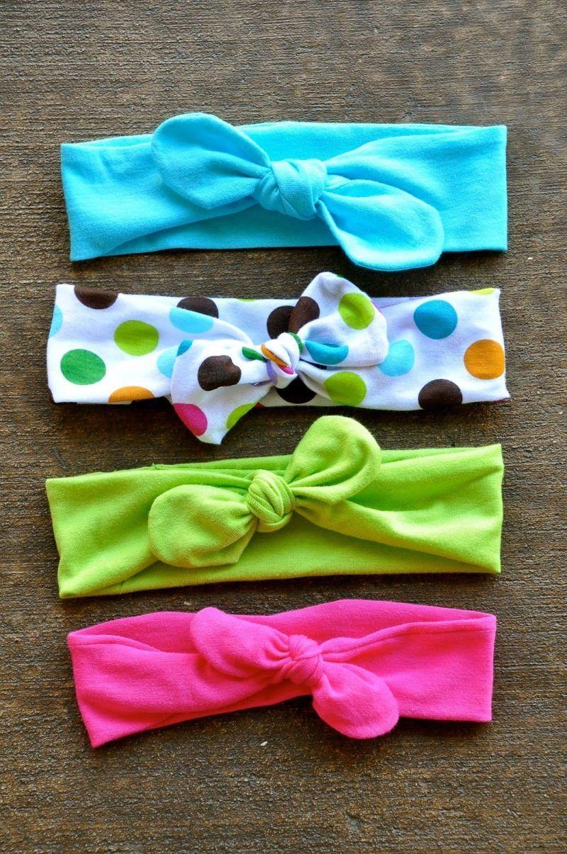 Für kleine Prinzessinnen: Baby Haarband selber machen - Deko & Feiern, DIY - ZENIDEEN