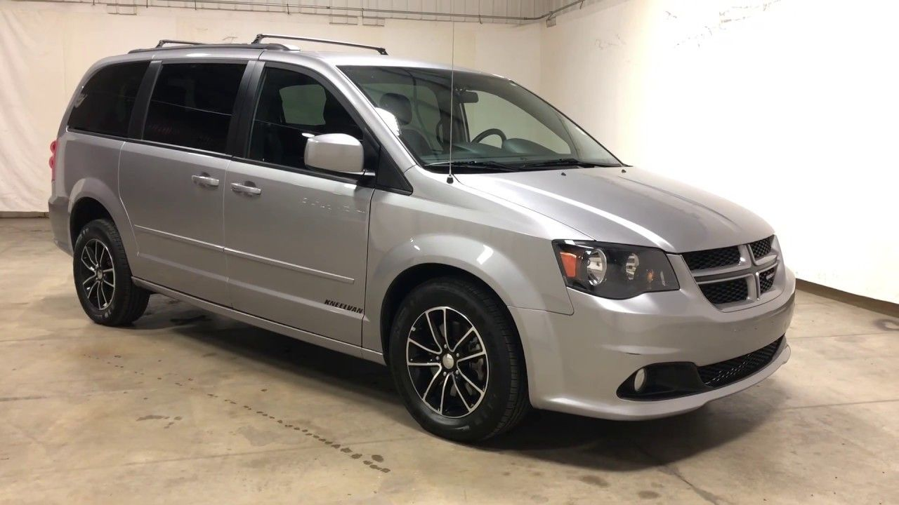 2016 Dodge Grand Caravan R T Wheelchair Accessible Auto Rear Entry