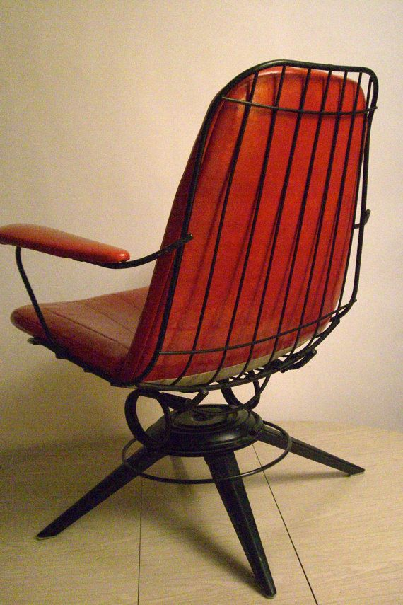 The Headliner Homecrest Steel Swivel Rocking Chair Mid