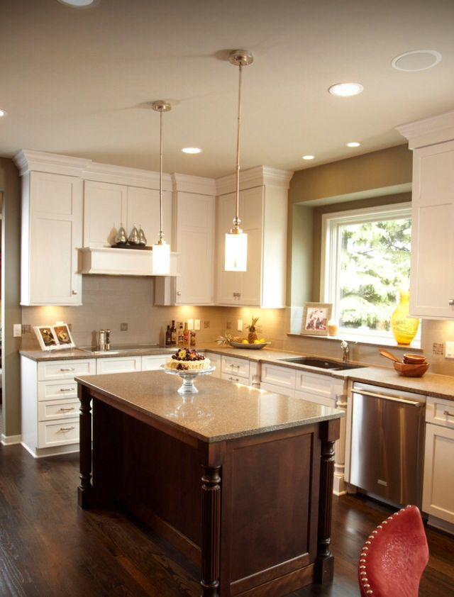 Small Kitchen ideas Kitchen Pinterest Kitchens, House and