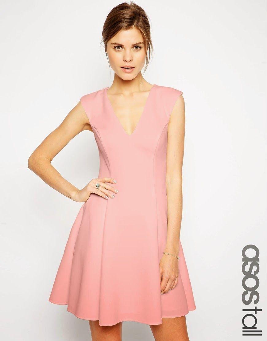 Bonitos vestidos cortos de moda | Vestidos y Tendencias