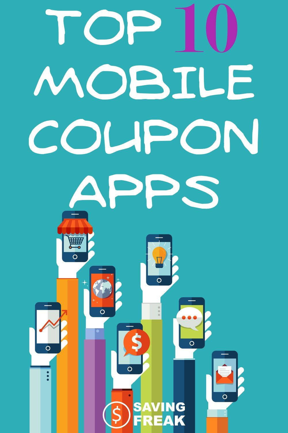 Top 10 Best Mobile Coupon Apps for Your Smartphone or