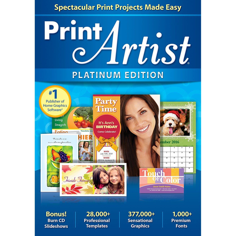 Print Artist 25 Platinum [Download] >>> Click on the image