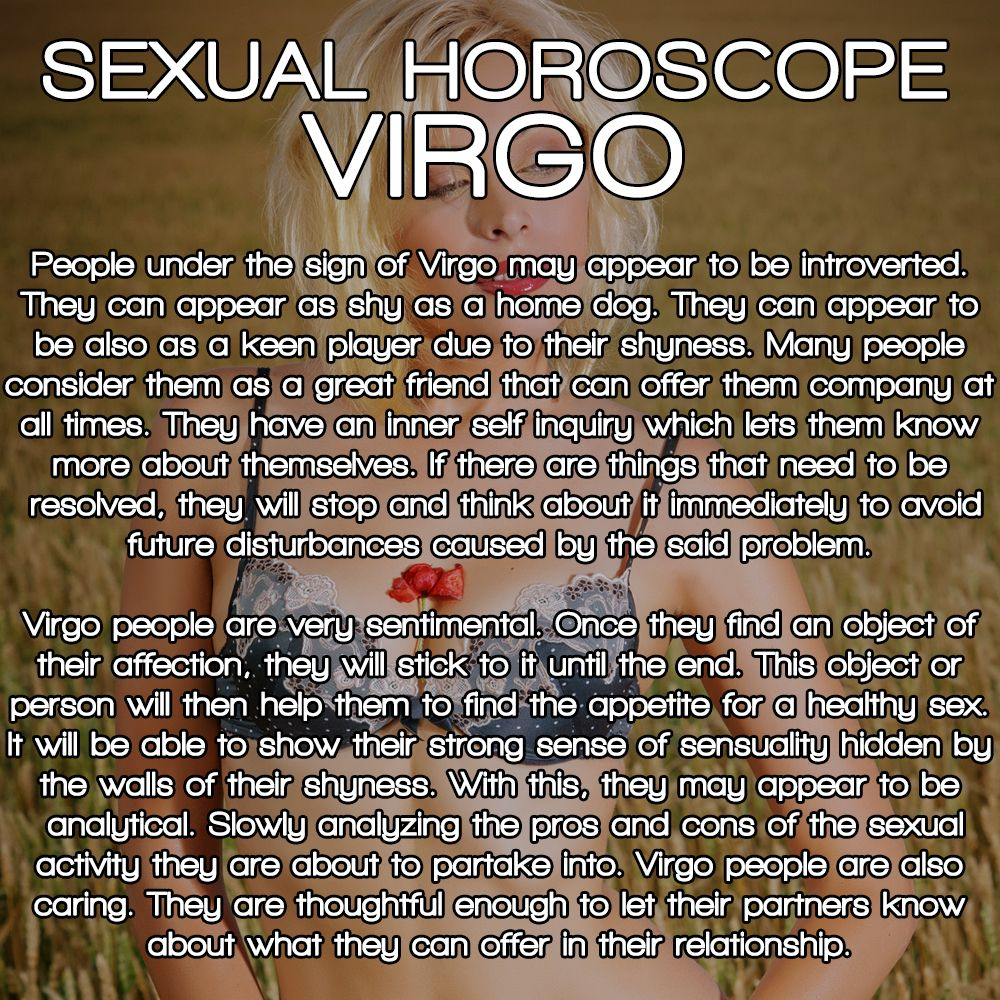 Love match for sagittarius and virgo sexual orientation