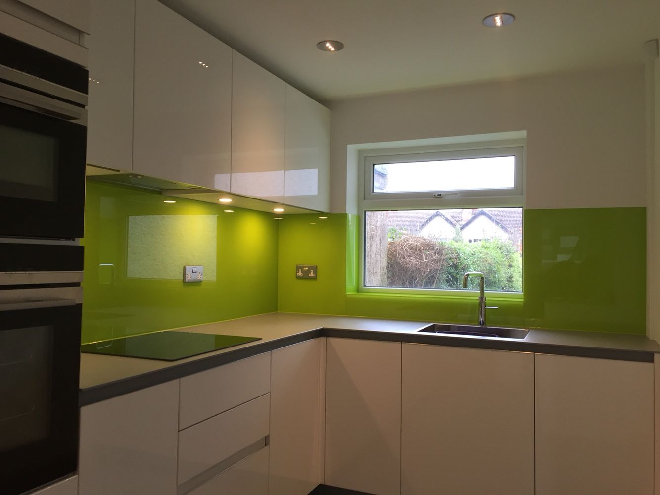 Best Lime Green Splashbacks Kitchen Refurbishment Lime Green 400 x 300