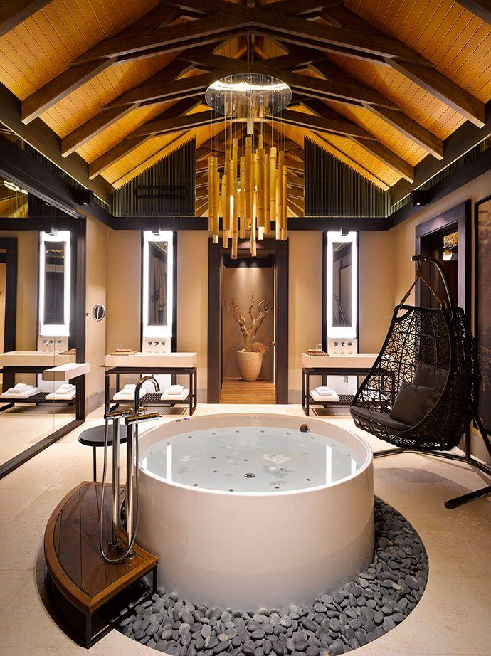 Checkout our latest collection of 25 Luxurious Bathroom Design Ideas - baos lujosos
