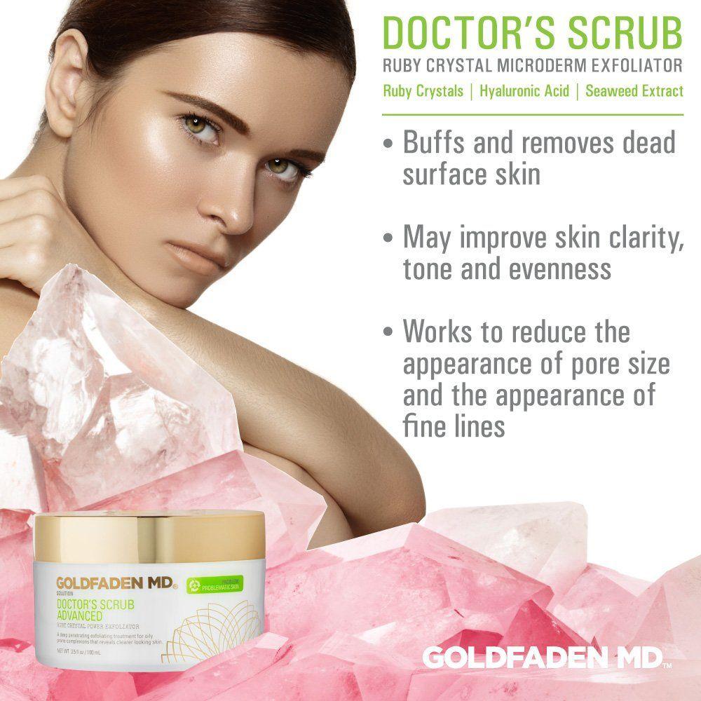 Goldfaden MD Doctors Scrub Grapefruit Oil 3.5 fl. oz