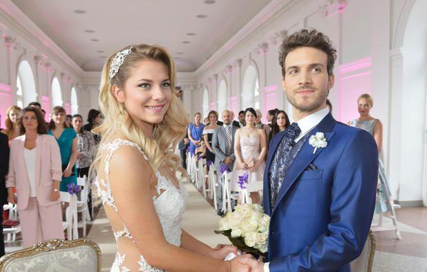 Pin Von Schnuckel25 Auf Gzsz Stars Braut Valentina Pahde Hochzeit