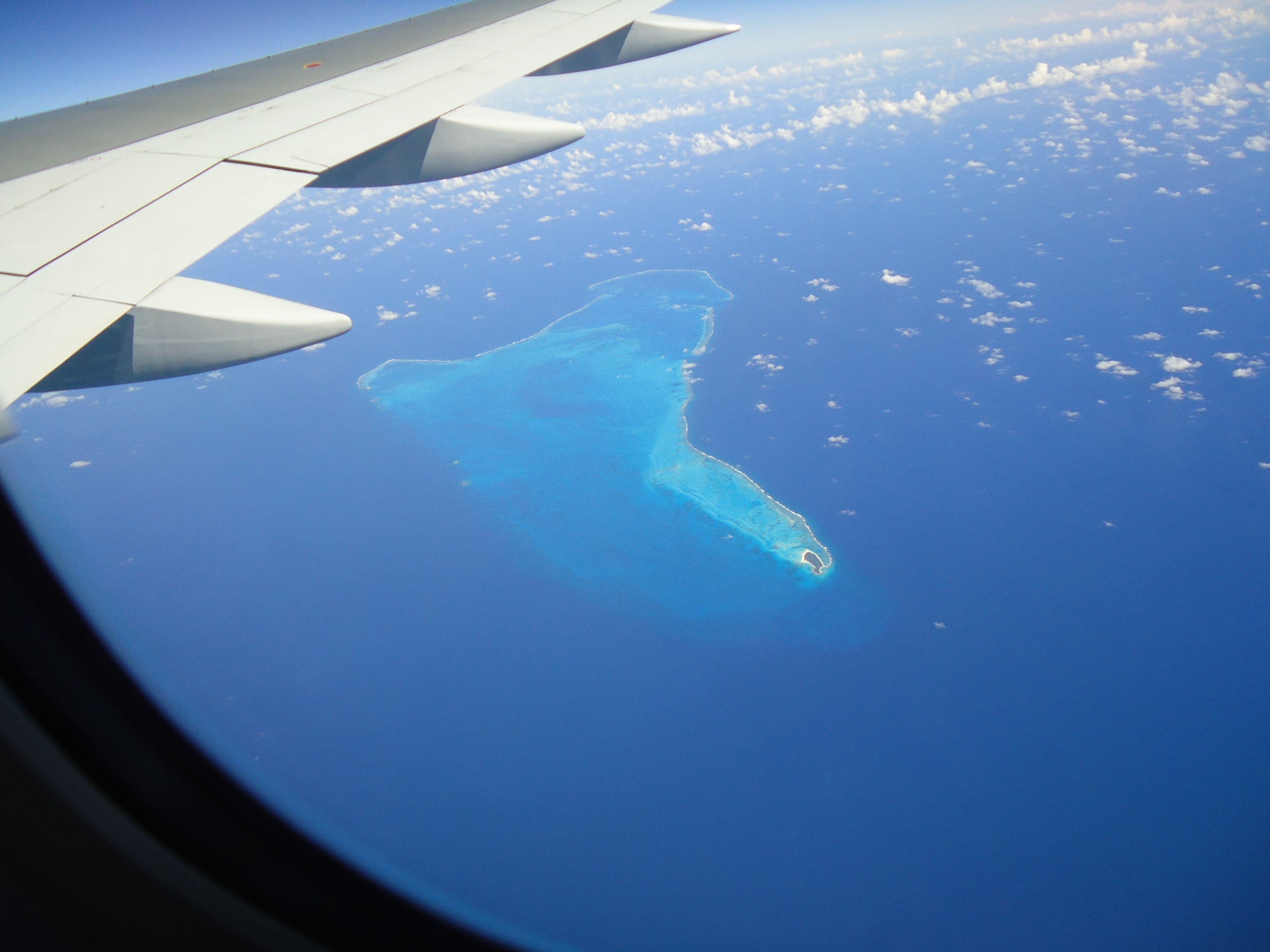 Vista de avión
