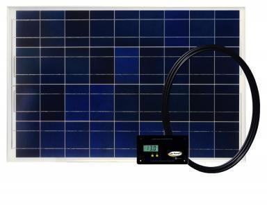 Go Power Urban Camper 80 Watt Solar Kit W 30 Amp Controller Solar Kit Best Solar Panels Solar Energy Panels