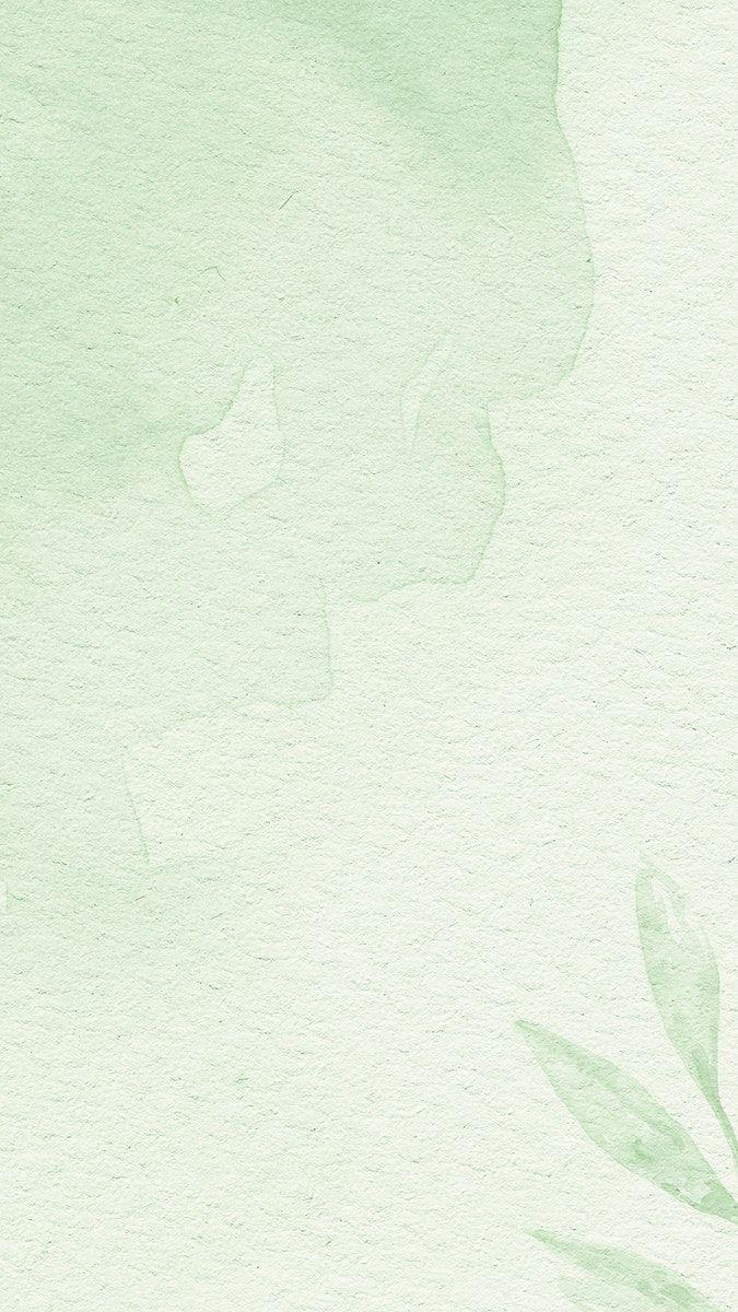 Download premium illustration of Light green watercolor Memphis patterned