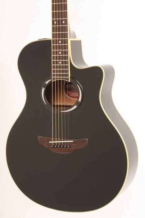 Yamaha Apx500ii Thinline Cutaway Acoustic Electric Guitar Acoustic Electric Acoustic Electric Guitar Guitar