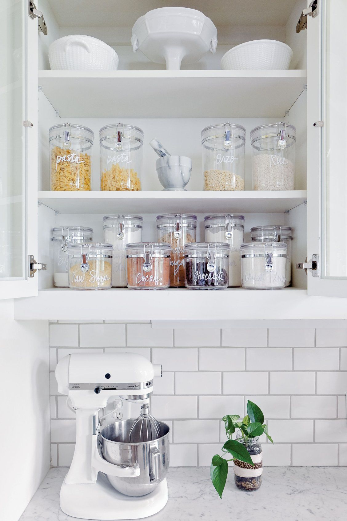 The Home Edit By Clea Shearer Joanna Teplin 9780525572640 Penguinrandomhouse Com Books In 2020 The Home Edit Glass Front Cabinets Home