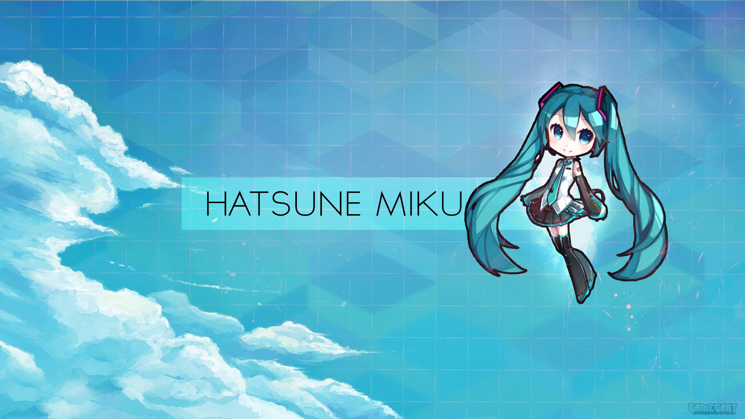 chibi hatsune miku phone wallpaper - photo #21