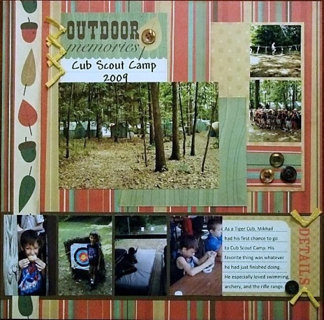 Boy Scout Essay With Quotes: 7 Free Journaling Boxes Shapes With Writing Lines For