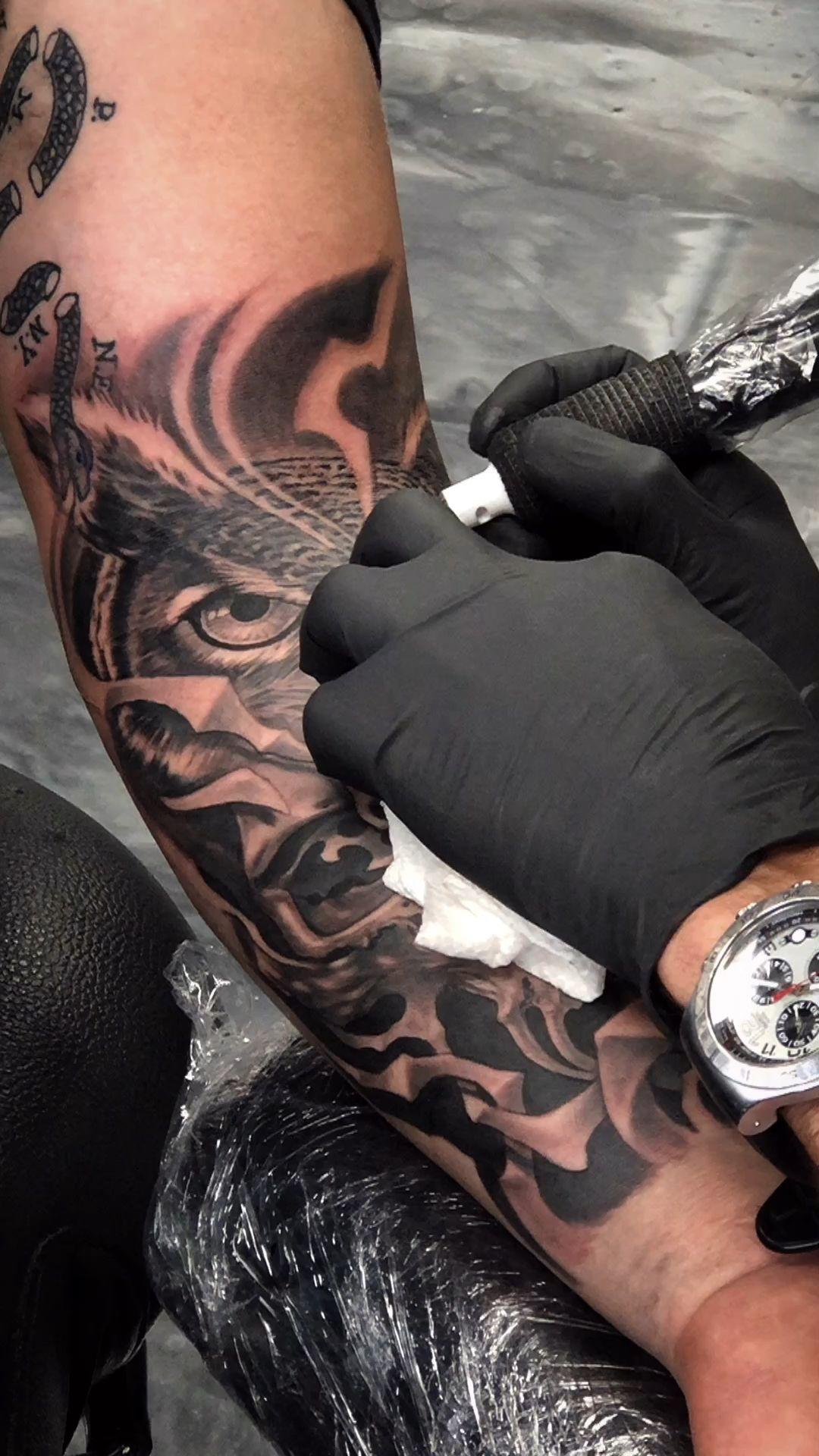 Tattoo, Tattoo Shop Near Me, Tattoos Fayetteville NC, JoanZunigaTattoo