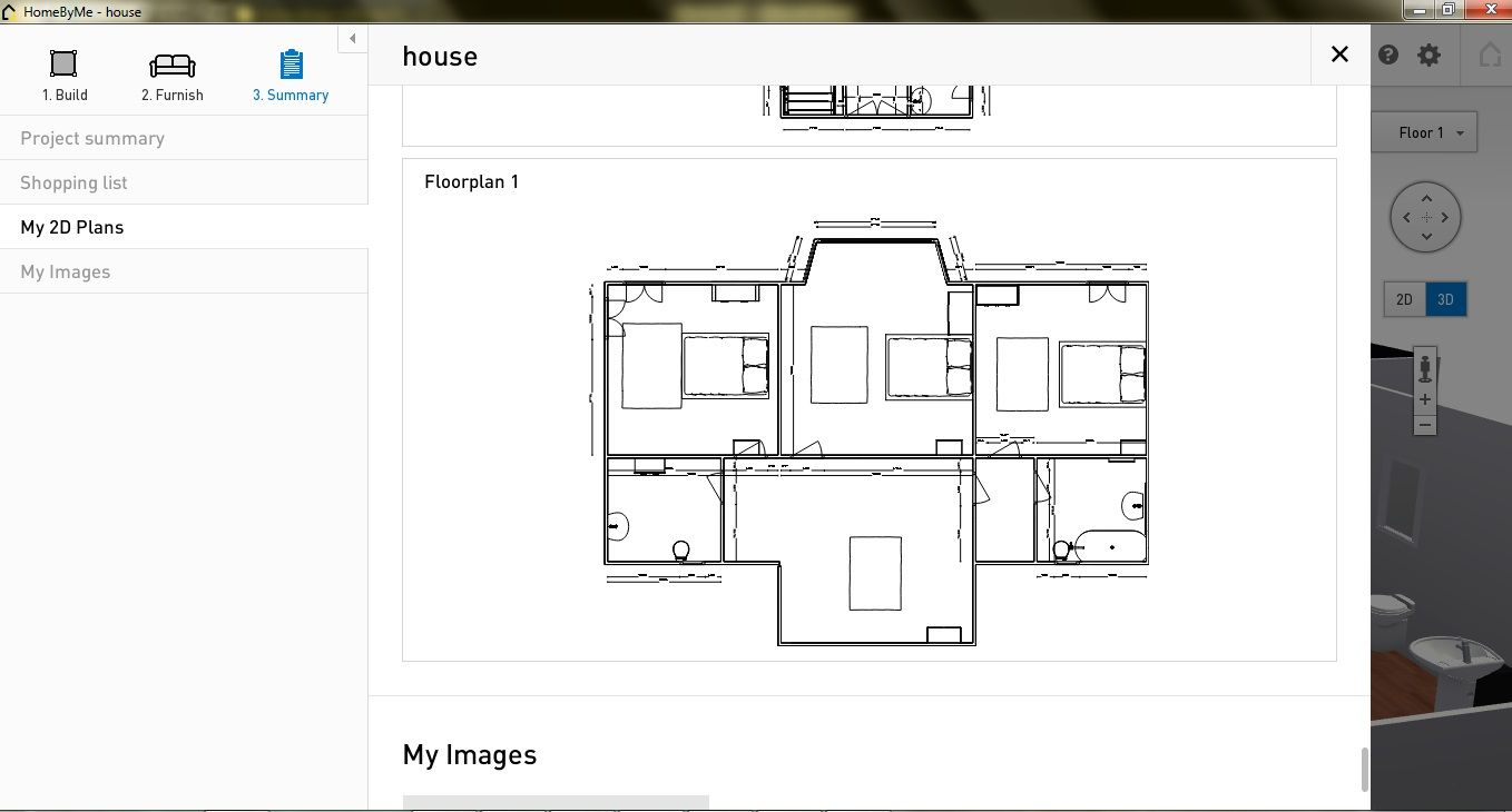Free Floor Plan Software Homebyme Review Free Floor Plans