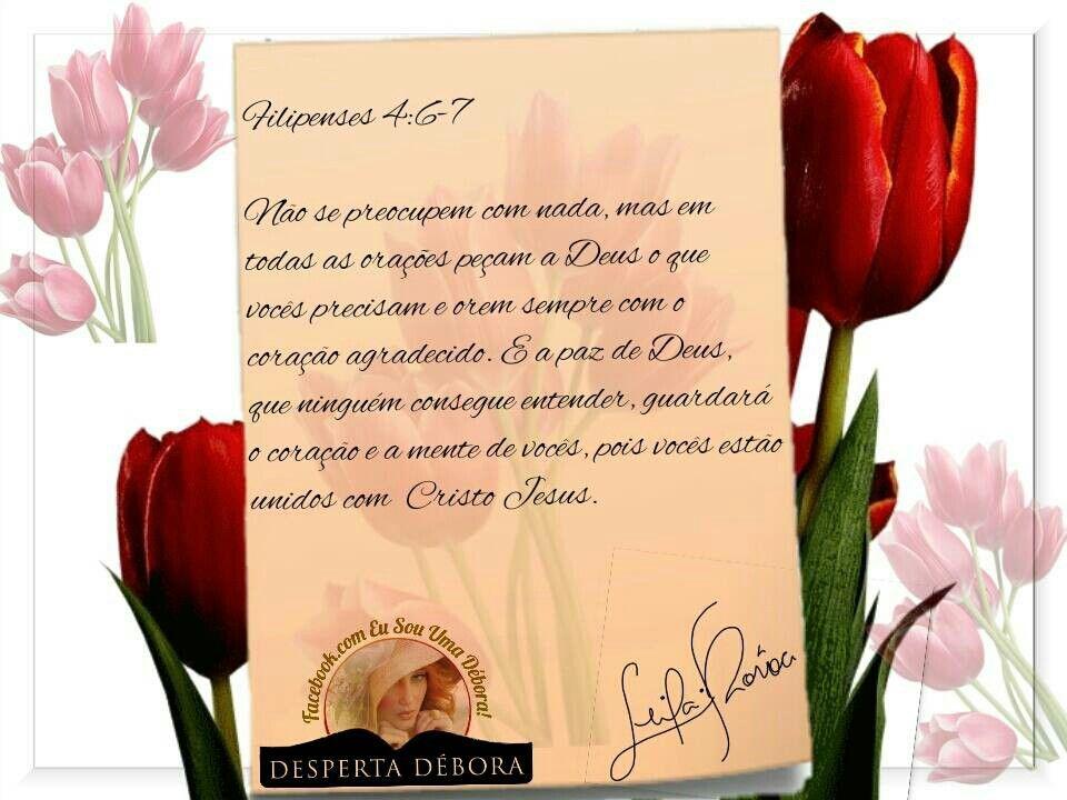 Filipenses Compartilhando A Palavra De Deus Https Www Facebook