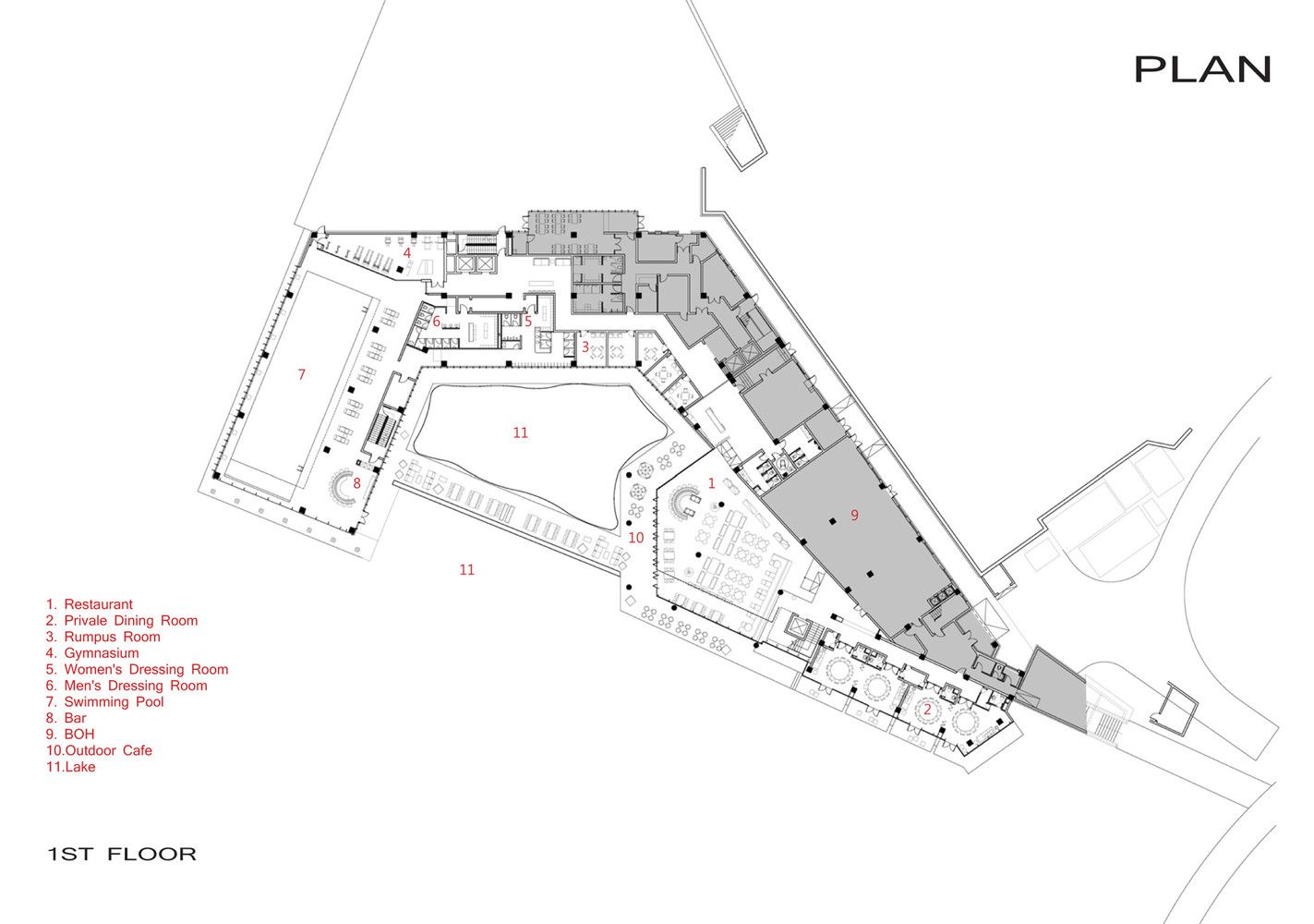 Gallery jiahe boutique hotel shangai dushe architecture design 38
