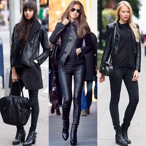 Image via We Heart It https://weheartit.com/entry/143547425 #black #fashion #girl #new #streetstyle #style #tumblr #newfashion #cityfashion