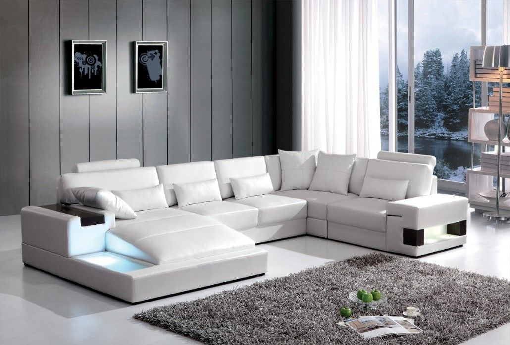 NAPOLI U-SHAPED SOFA DUBAI - Furniture Dubai Shop