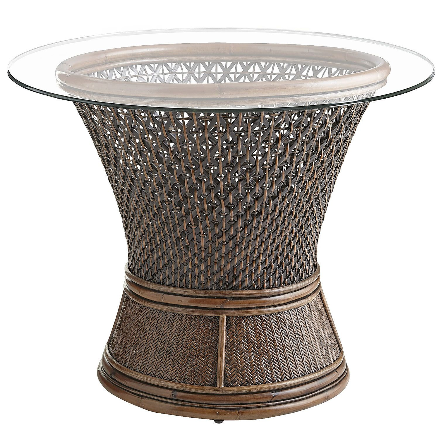 Senopati Dining Table Base Brown Dining Table Bases