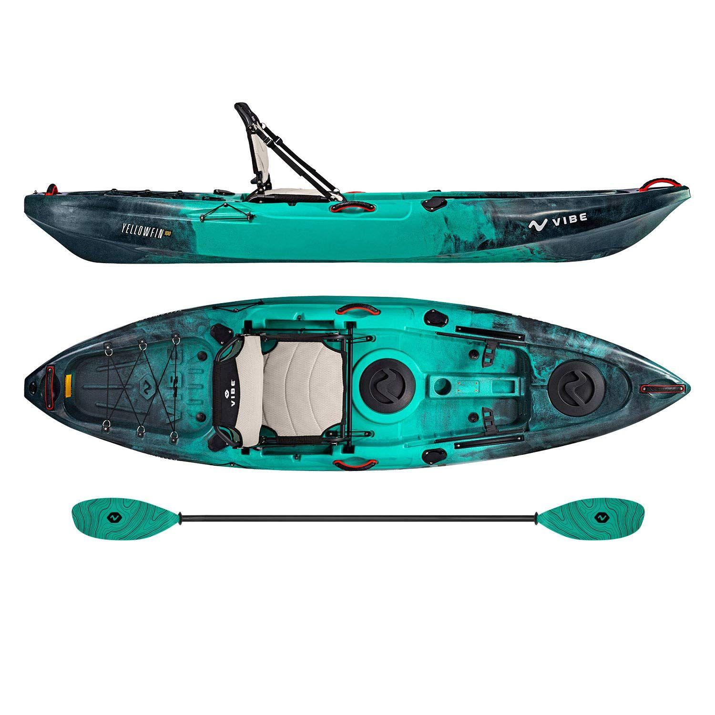 Vibe Kayaks Yellowfin 100 10 Foot Angler