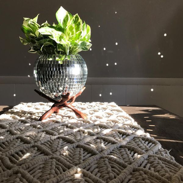 10 Chic Ways to Make a Room Sparkle with a Disco Ball