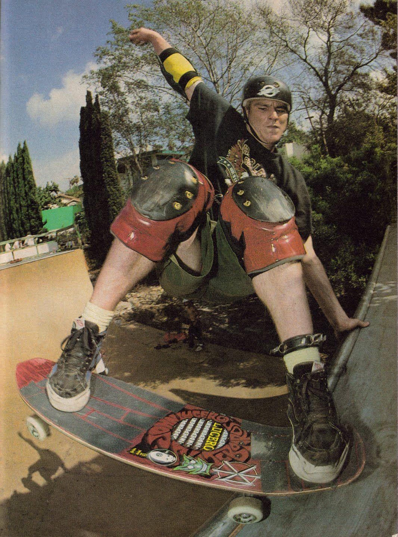 Jeff Grosso Skate Skateboard Art Old School