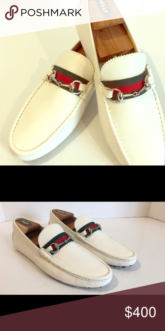 d166a561dae Gucci Moccasins White moccasins Gucci Shoes Loafers   Slip-Ons