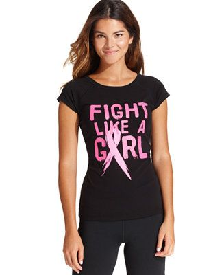 Breast Cancer T-Shirt from Macy's
