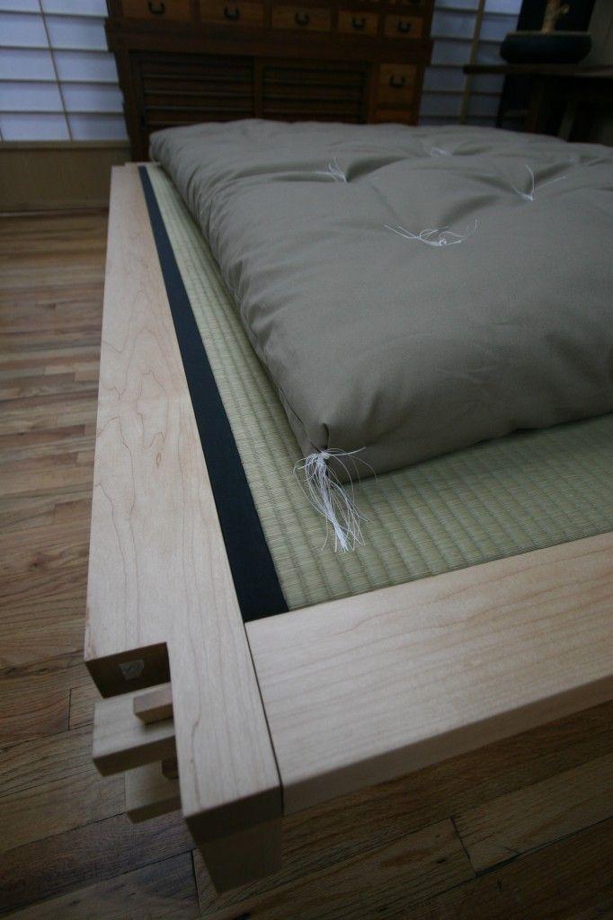 Tatami Platform Bed With Futon I Want This Futon Mattress
