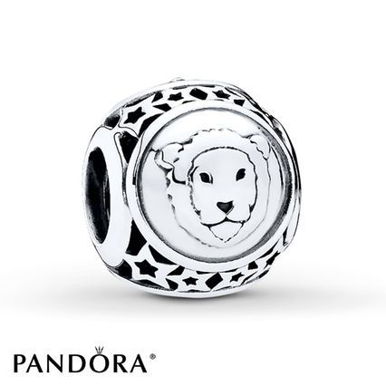 Jared PANDORA Charm Leo Star Sign Sterling Silver Jewelry