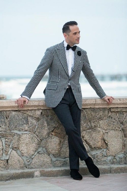 Style Guide He Spoke Style | Cocktail attire, Business