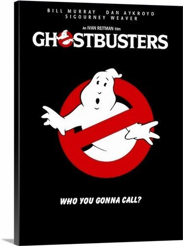 Celebrate The Original Ghostbusters With This Ghostbusters 1984
