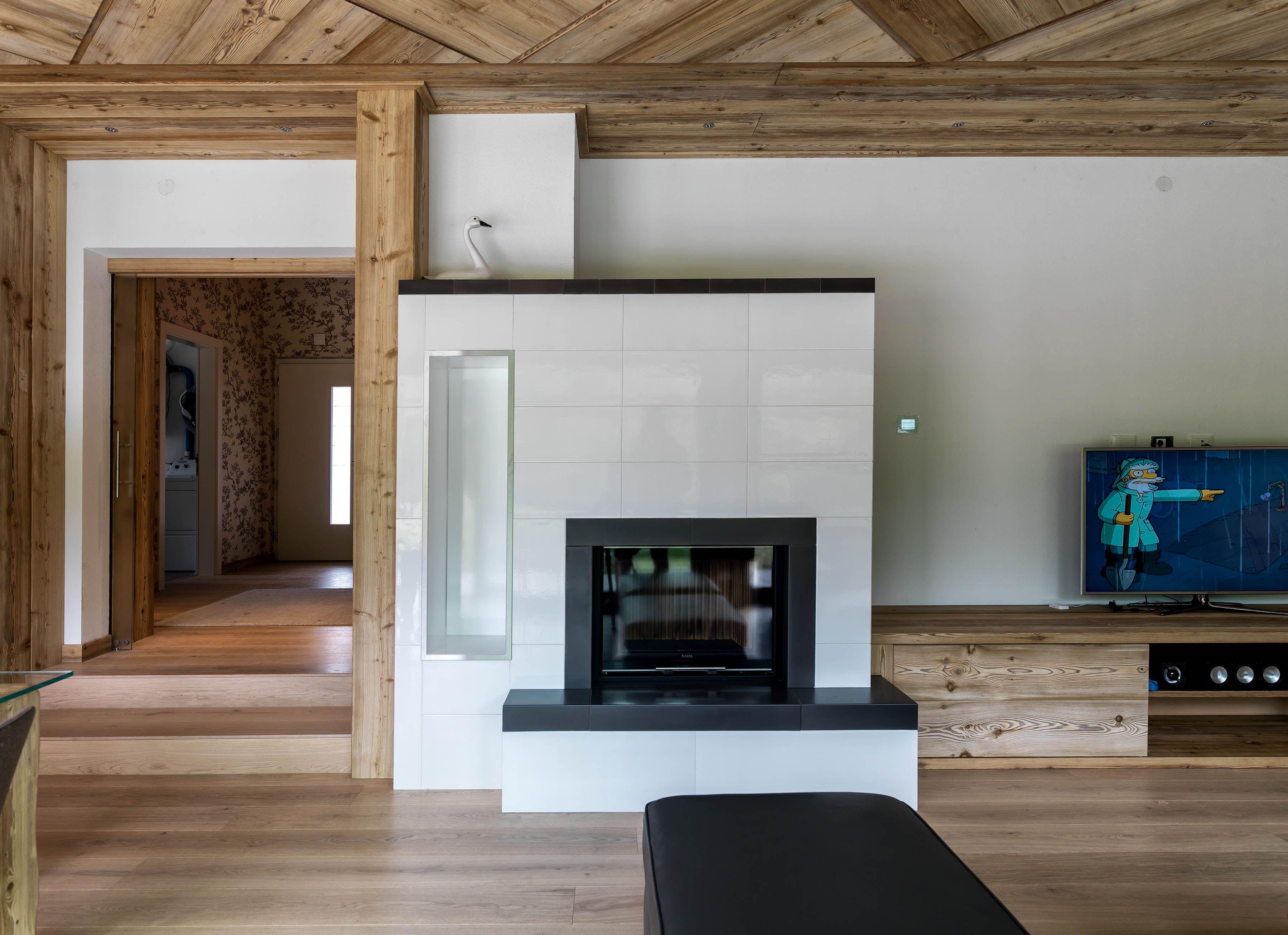passione legno casa realizzata a Belluno Heidis Pinterest