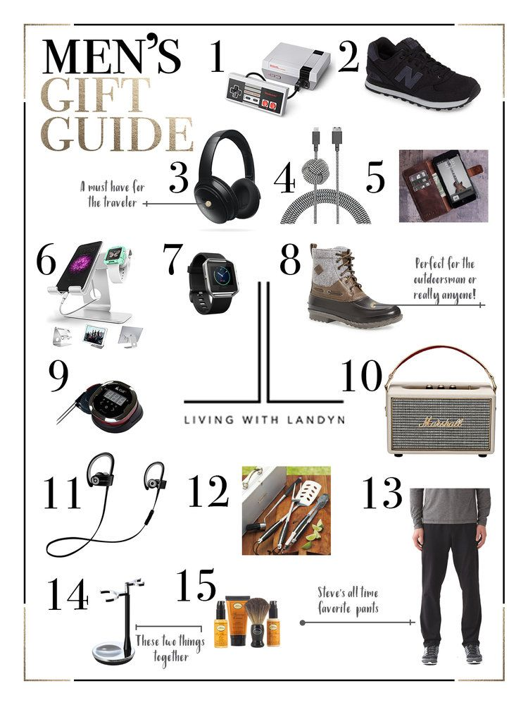 Holiday And Christmas Gift Guide For Men Helping Your Find The Best Gift For Your Husband For Christmas Gift Guide For Men Holiday Gift Guide Gift Guide