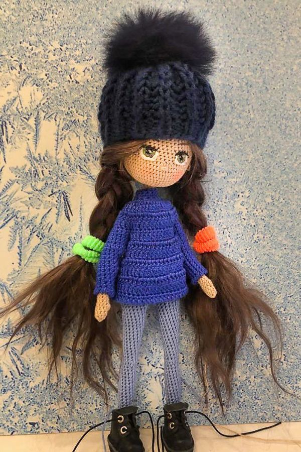 47+ Free and Best Amigurumi Crochet Pattern Models and How to Make! Part 43 :  47+ Free and Best Am