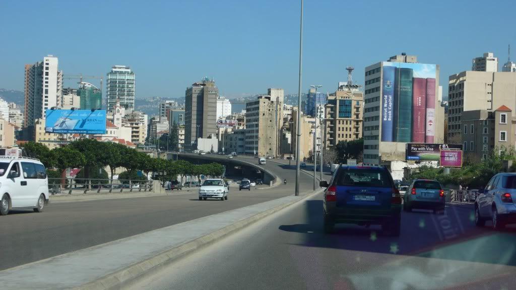 LEBANON, RING ROAD