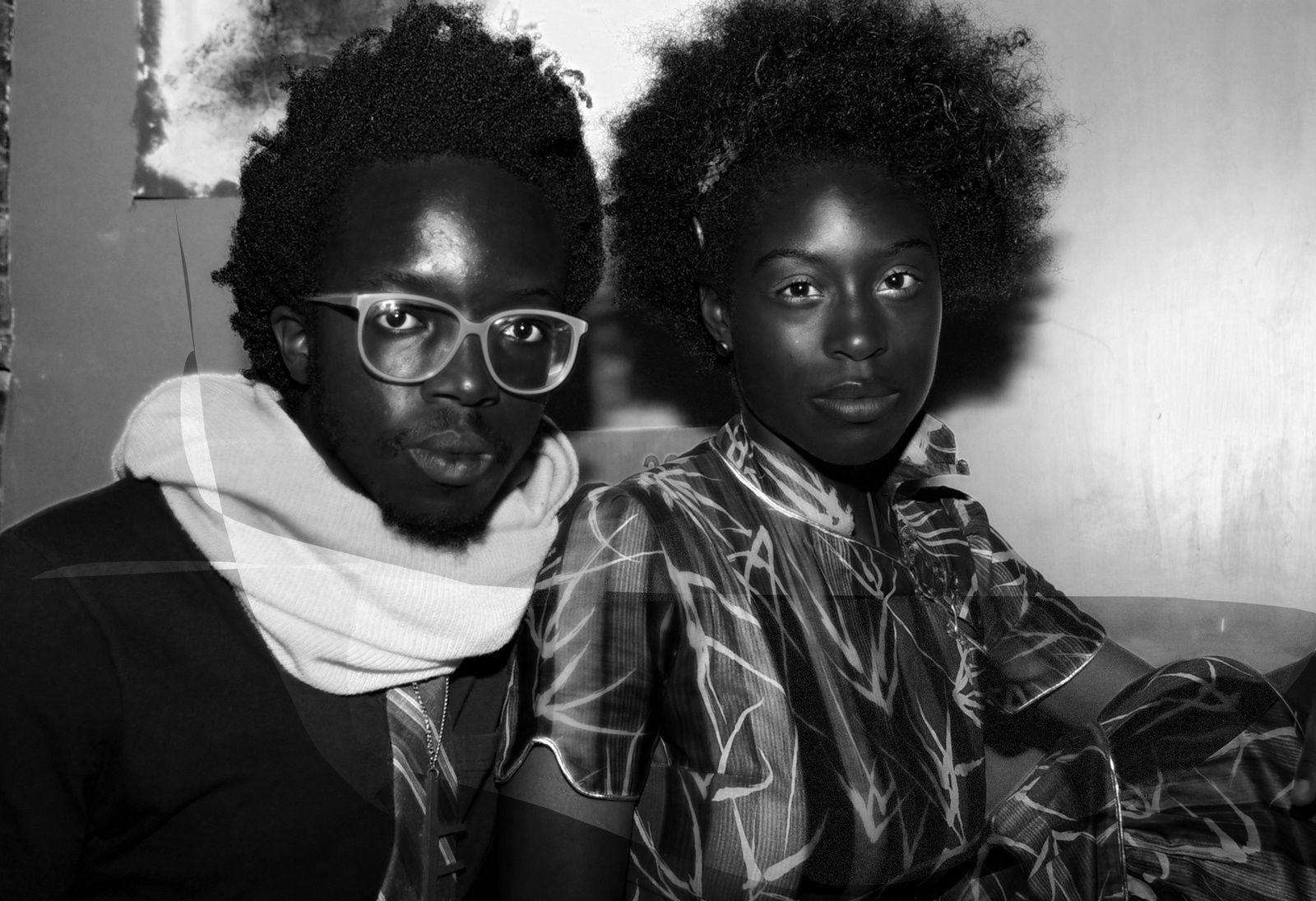 Kwesi Abbensetts - The Portrait