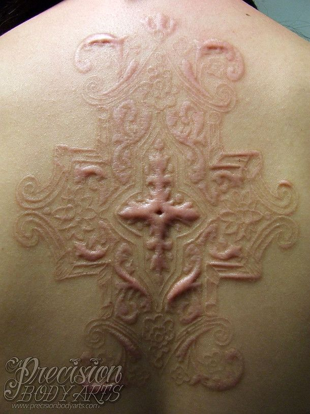 scarification modern healed - Google Search | etsy ...