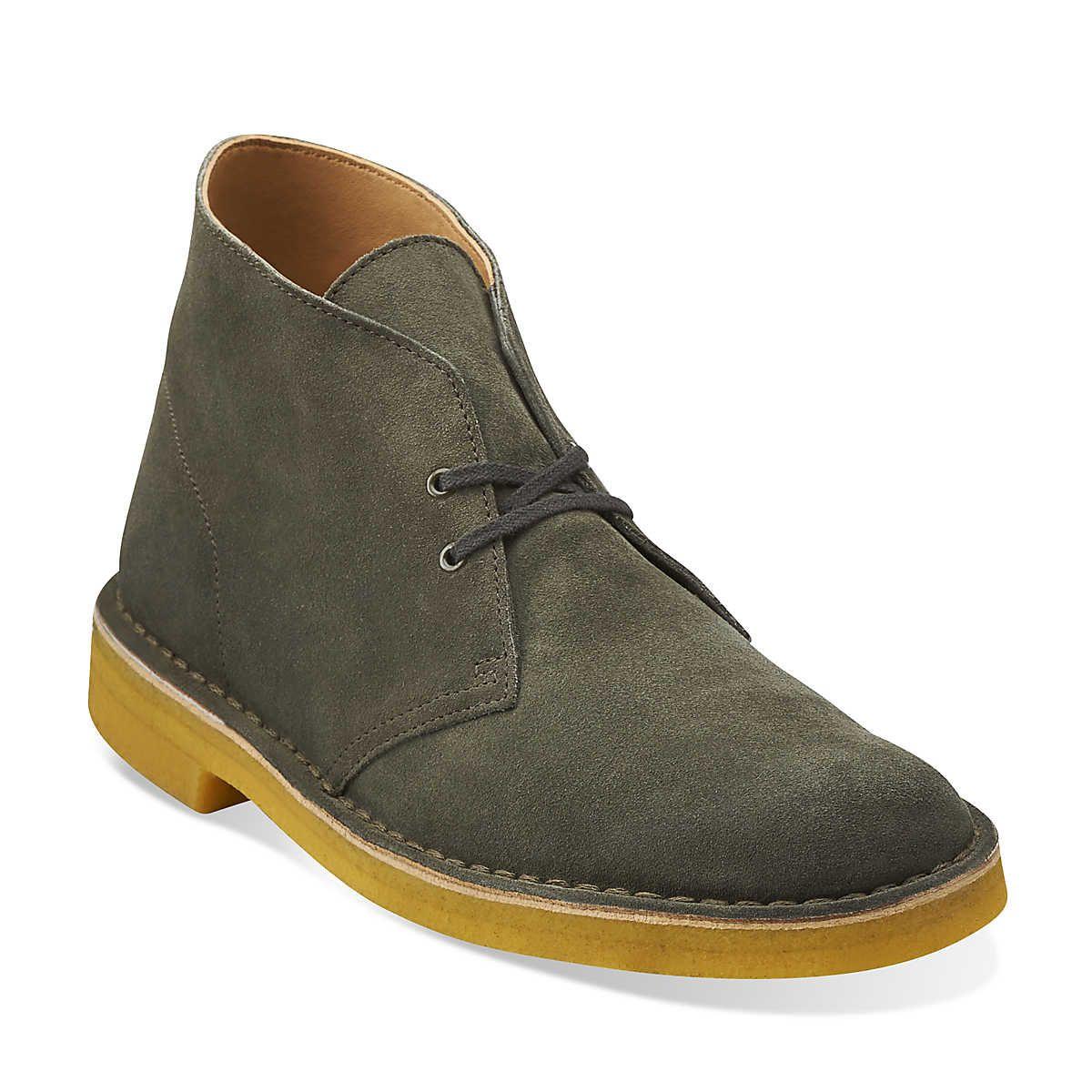 Clarks® Shoes Official Site - Comfortable Shoes, Boots & More. Men's Desert  ...