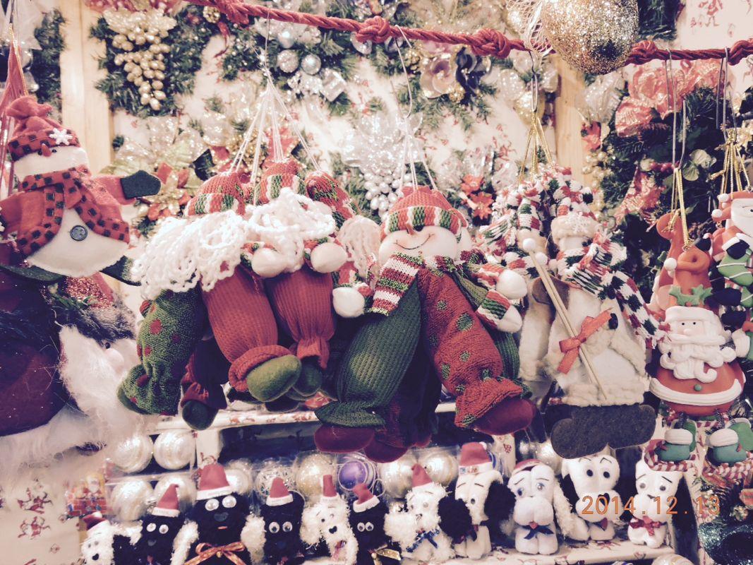 Christmas Presents, Barcelona Nights