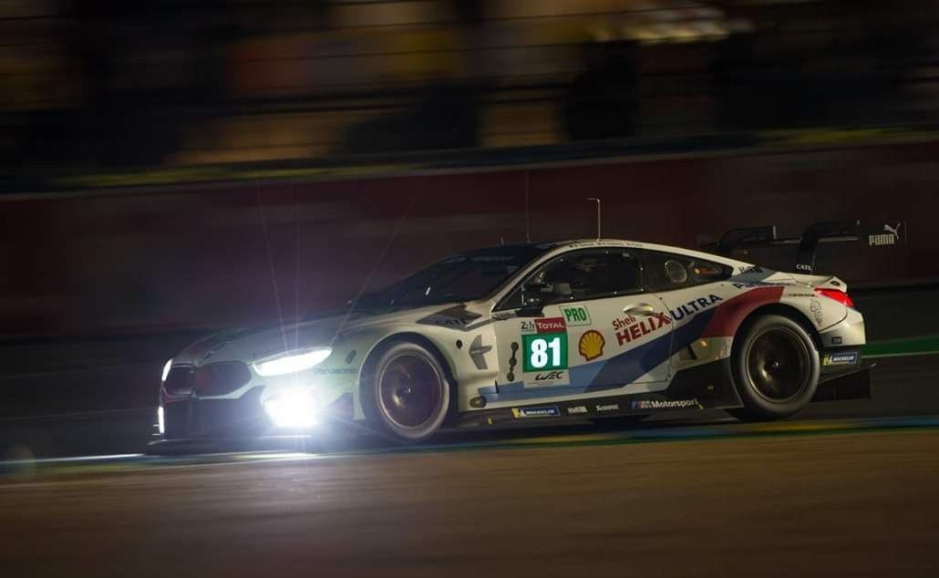 Bmw M8 Gte Le Mans 24h